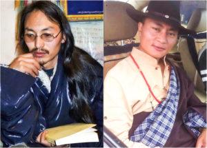 作家珠巴嘉和牧民桑珠再度被捕