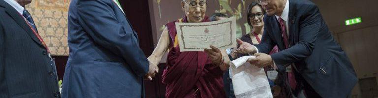 达赖喇嘛尊者对拉脱维亚、瑞士、斯洛伐克、捷克、意大利等五国的访问行程圆满结束
