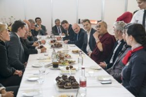 达赖喇嘛尊者会见波罗的海三国国会援藏议员