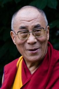 达赖喇嘛尊者祝贺唐纳德•川普当选美国总统