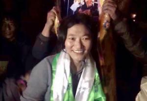 卓玛措被囚禁三年后获释,目前身体状况不佳