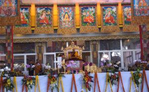 20万信众在菩提迦耶聆听达赖喇嘛尊者讲授佛法