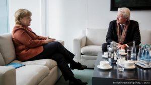 安吉拉·默克尔 (Angela Merkel) 会晤查德·格尔 (Richard Gere) 并谈论西藏局势