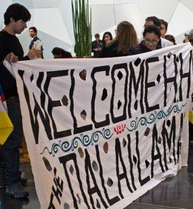 古懿:乐见达赖喇嘛访美, 拒绝被中国学生会强行代表