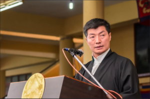 藏人行政中央司政在西藏自由抗暴第五十八周年纪念集会上的讲话