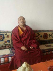 藏人政治犯确真嘉措 (Choktrin Gymtso) 获释