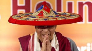 印度:中国反对达赖喇嘛访印干涉印度内政
