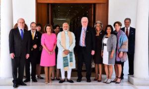 美国国会美国众议员普拉米亚•杰亚帕尔感谢印度对藏人难民的援助