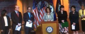"""访流亡藏人社区后美国会议员召开新闻发布会:""""西藏问题挑战世界良知"""""""