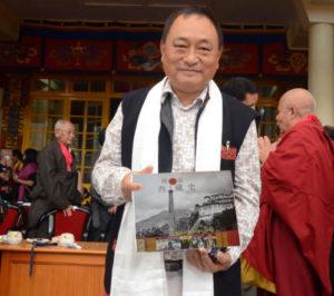 藏人行政中央外交与新闻部中文处发行《图说西藏史》新书