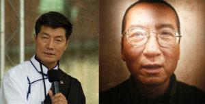 司政洛桑森格对刘晓波逝世表示哀悼