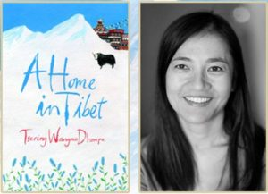 与东巴•次仁旺姆(Tsering Wangmo Dhompa)谈论《在西藏的家》(A Home in Tibet)