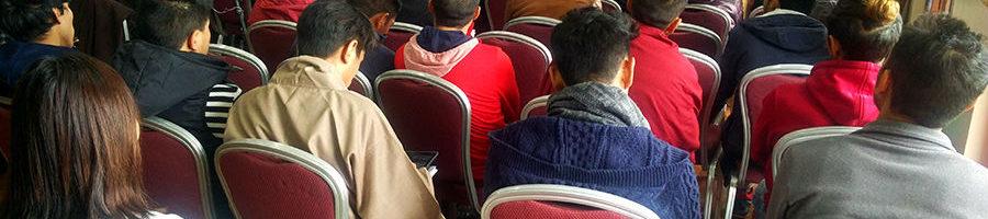 """藏人在""""狱中作家日""""举行活动"""