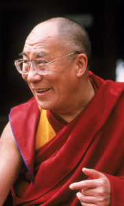 达赖喇嘛说我们需要心的教育