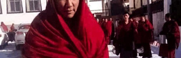 噶年措色嘎寺僧人洛桑晋巴刑满获释