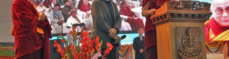 达赖喇嘛新年开示:确保自己度过有意义的一年