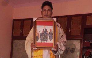 西藏前政治犯洛珠嘉措再度失踪