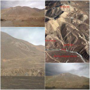 西藏康区比如县一神山将被采挖