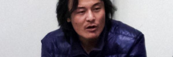 藏人作家周洛(笔名雪合江)刑满获释