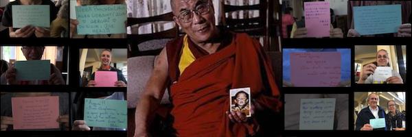 失踪快二十三年的十一世班禅喇嘛满二十九岁