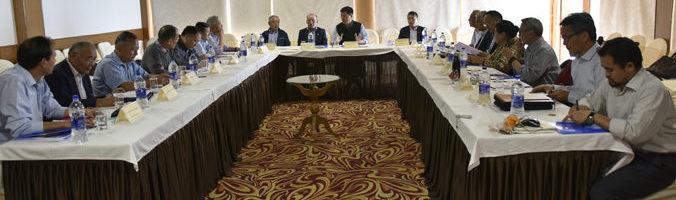 藏中对话筹备小组召开第30次工作会议