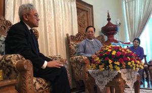 国际声援西藏运动祝贺美籍藏人丹增多吉博士当选为美国国际宗教自由委员会主席
