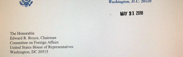 川普政府向国会提交的第一份《西藏谈判报告》反映了西藏问题特别协调员的缺席