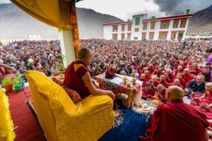 达赖喇嘛:藏中问题将逐渐发生转变