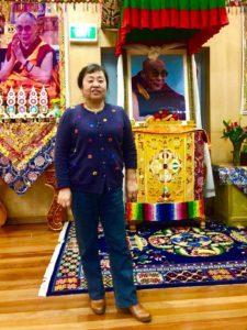 """孙宝强:有感于参加""""达赖喇嘛尊者八十三岁寿诞""""的庆祝活动"""