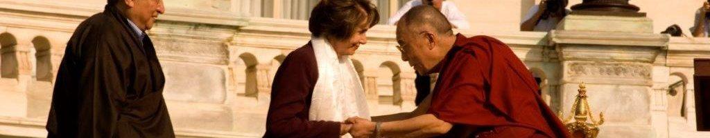 佩洛西 (Pelosi) 对嘉日•洛珠(Lodi Gyari)的悼念声明