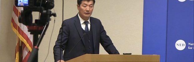 洛桑森格:中国援藏目的在殖民