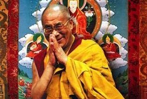 达赖喇嘛尊者將为亚洲佛教信众传授佛法