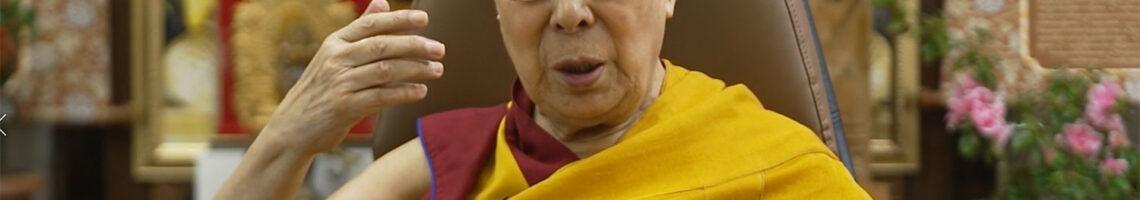达赖喇嘛尊者强调寻求内心的平静对人类的重要性
