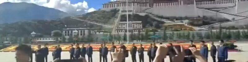 习近平暗访西藏