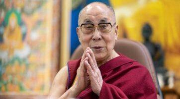 达赖喇嘛致函祝贺印度总统生日并感谢印度对藏人的援助